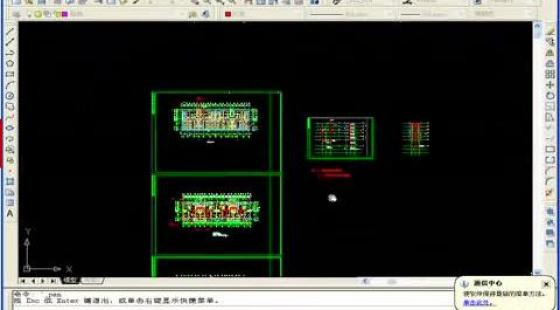 建筑电路布线图
