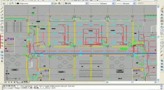 幼儿园教室区域平面设计图
